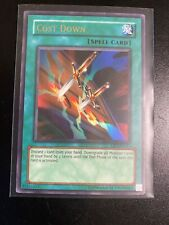 Double Spell DR1-EN161 Ultra Rare LP Yu-Gi-Oh Card