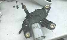 Mini Cooper/One rear hatch wiper motor and washer jet unit 04/06