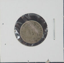 Three Cent Silver Worn Date (No visible date) 3c American Coin