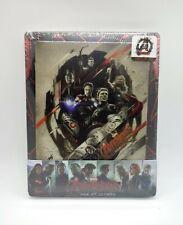 Avengers (NOVAMEDIA) Exclusive 1/4 Slip Steelbook (Ltd Ed) ***Super Rare***