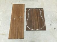 Indian Laurel Guitar Backs and Sides sets AAA luthier tonewood Mastergrade Rare