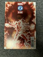 MARVEL TWO-IN-ONE #1 Alex Ross 1:50 Variant Marvel Comics 2 in 1 VF/NM
