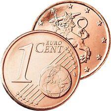 Pièces euro de la Finlande pour 1 cent