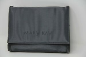 Mary Kay Travel Cosmetic Makeup Organizer Case Bag/Pouch Charcoal Grey