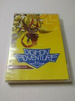 Digimon Adventure Tri: Confession DVD Animation Anime Brand New Factory Sealed