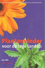PLANTENVINDER VOOR DE LAGE LANDEN (NASLAGWERK TUINLIEFHEBBERS & PROFESSIONALS)