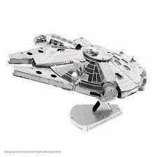 Fascinations Authentic Metal Star Wars Millennium Falcon 3D Laser Cut Model Kit