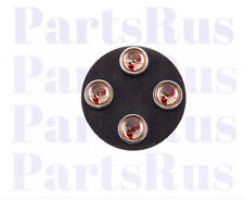Genuine Porsche Color Valve Stem Cap Set PNA70500200