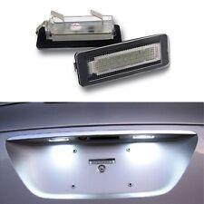 Premium LED KENNZEICHENBELEUCHTUNG SMART Fortwo COUPE W451 Bj 2007-2014 + StVZO