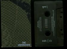 Metallica The Unforgiven USA Cassette Single Tape