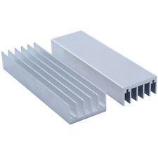 1003015mm Anodized Aluminium Heat Sink For Power Transistorto 126to 220cpu
