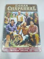 El Grande Chaparral Prima Stagione Parte 2 - DVD Spagnolo Inglese Nuovo