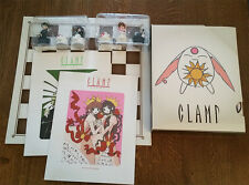 CLAMP Anthology // Clamp no Kiseki  - Échiquier collector Vol.1 et 2 - RARE