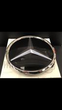 Genuine Mercedes-Benz Black Radiator Grille Star Badge Emblem A1648880411