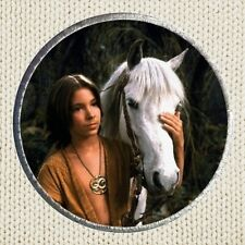 Atreyu & Artax Patch Picture Embroidered Border The Neverending Story Horse