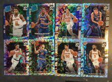2017-18 Donruss Optic Premium New York Knicks Team Set #/249 (8 Cards)