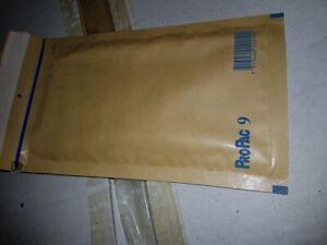 100x Premium Luftpolster Versandtaschen weiß Größe B2 120x220mm außen 140x230