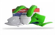 Polisport Complete Plastic Kit Set KX Green KAWASAKI KX125 KX250 2003-2008 90090