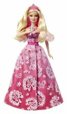Mattel BARBIE The PRINCESS & POPSTAR 2-in-1 Transforming Tori Doll ~NEW~