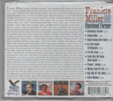 "FRANKIE MILLER, CD ""BLACKLAND FARMER"" Baby Rocked Her Dolly, Poppin' Johnny"