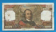 100 FRANCS CORNEILLE du 7-3-1968  Q.310