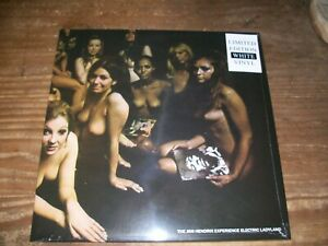 JIMI HENDRIX RARE2 LP COULEURS (white) EXPERIENCE ELECTRIC LADYLAND NEUF/SCELLE