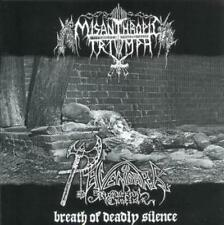 Misanthropic Triumph/Ravendark's Monarchal Canticle - Breath of Deadly Silence