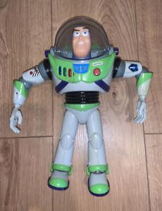 Original Disney Toy Story Buzz Lightyear Action Figure