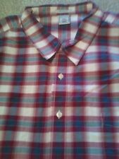 ORIGINAL OLD NAVY VINTAGE FIT MULTI COLOR CASUAL SHORTSLEEVE SHIRT 3XL