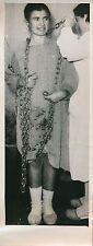 ITALIE 1954 - Faits Divers Femme enchaînée 4 ans dans une Porcherie - PR 128
