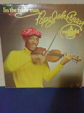 "PAPA JOHN CREACH I'm the Fiddle Man 12"" LP Vinyl 1975 Buddah Records 5649 BDS"