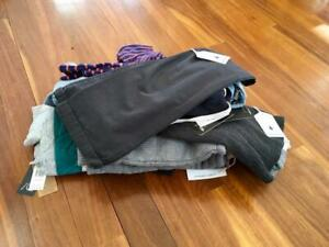 FREE POST Boys All New Bulk Winter Clothes Sz 8,9 Items,Quicksilver,Country Road