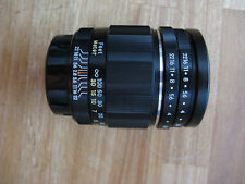 Asahi Pentax Takumar 1:2,8/105mm, preset, all black  *** Topzustand ***