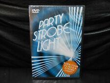 Halloween Party Strobe Light (DVD, Full Screen, 2009) Slim Case