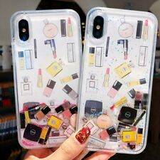 Quicksand Liquid Apps Makeup Icon Phone Case For iPhone 11 Pro Max XS XR 7 8 SE