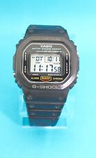 1980 vintage Casio g-shock 691 DW 5600 watch reloj shock resist 200m rar