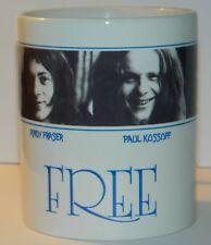 FREE / PAUL KOSSOFF - 'FREE' 2nd ALBUM - BEAUTIFUL 11oz MUG 100% DISHWASHER SAFE