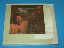 Ben Webster Meets Oscar Peterson (1997, Verve) - CD