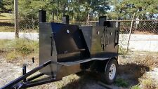 Mini RibMaster Mobile BBQ 30 Grill Smoker Trailer Food Truck Vending Concession