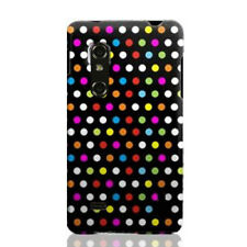 For AT&T LG Thrill 4G P925 Hard Protector Case Snap on Phone Cover Rainbow Dots