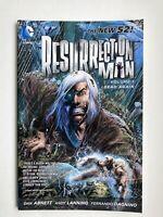 Resurrection Man Vol 1: Dead Again - DC Comics New 52 OOP TPB Graphic Novel NEW!
