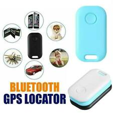 Black Wireless Bluetooth GPS Tracker Anti-Lost Alarm Locator Wallet Key Finder