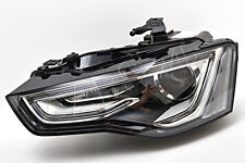 A5 S5 RS5 Facelift 2012- LED DRL Bi Xenon Headlight Front Lamp Left OEM
