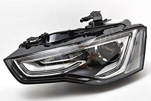 A5 S5 RS5 Facelift 2012- LED DRL Bi Xenon Headlight Front Lamp Left OEM