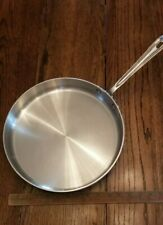 """All-Clad MC2 Stainless Steel Large 12"""" Skillet Pan"""