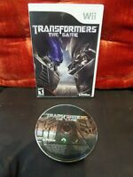 Transformers: The Game (Nintendo Wii, 2007)