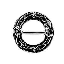 Mackintosh Glasgow Rose Scarf Ring 9735