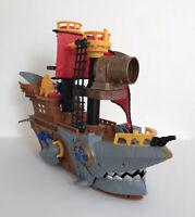 2015 Fisher Price Imaginext Shark Bite Pirate Ship
