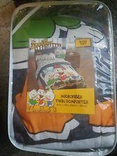 Disney Duck Tales Microfiber Soft Twin Comforter Kids Bedding Huey Dewey Louie