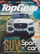 BBC TOP GEAR MAGAZINE MAY 2016.